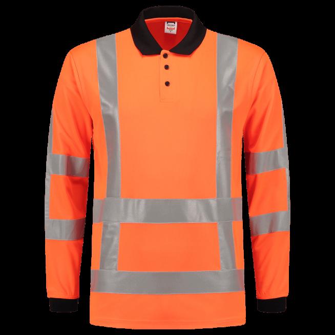 Tricorp_Hoge_Zichtbaarheid_Poloshirt_Oranje