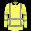 Tricorp_Hoge_Zichtbaarheid_Poloshirt_Geel