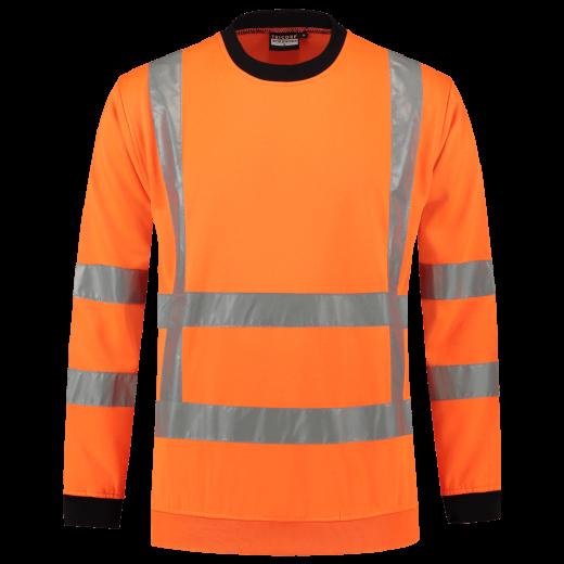 Tricorp_Hoge_Zichtbaarheid_Sweater_Oranje