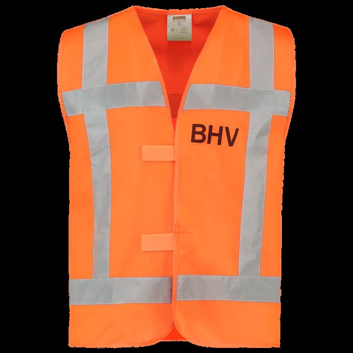 Tricorp_Veiligheidsvest_BHV_Oranje