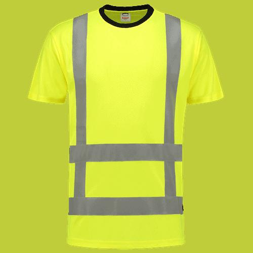 Tricorp Birdseye RWS T-shirt - geel