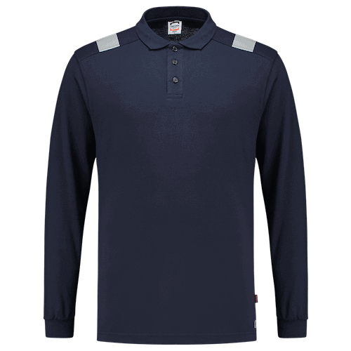 Tricorp Multinorm polosweater - blauw
