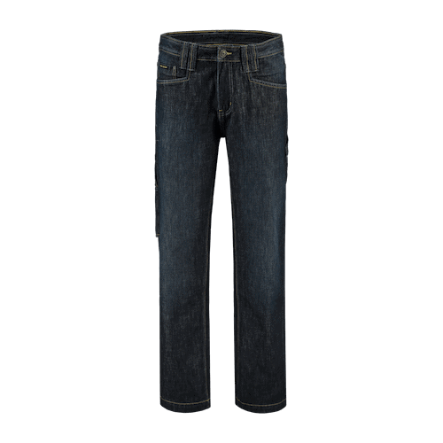 Tricorp Basis Jeans werkbroek - blauw
