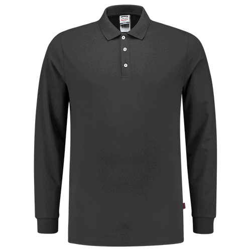 Tricorp Slim Fit polosweater - grijs