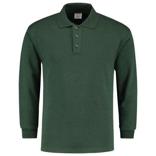 Tricorp polosweater - donkergroen