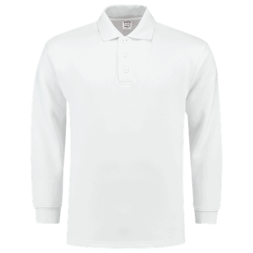 Tricorp polosweater - wit
