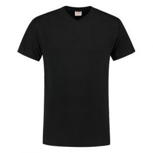Tricorp_Shirt_Vhals_zwart