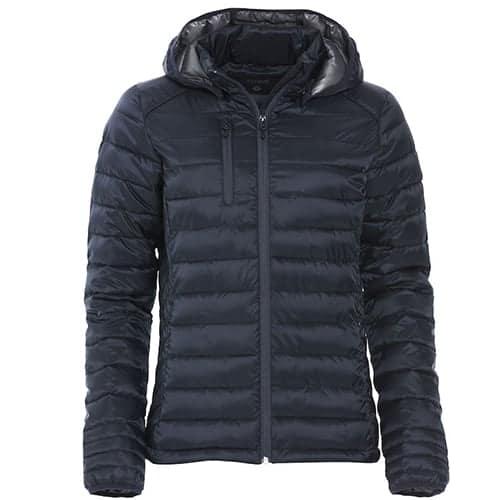 Clique Hudson Dames jas - donkerblauw