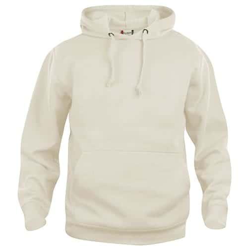 Clique Basic Hoody trui - beige