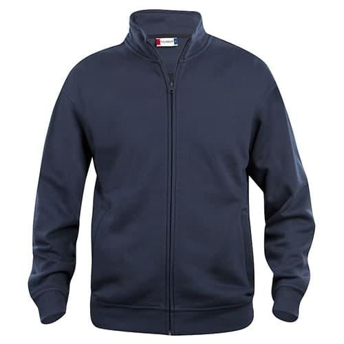 Clique Basic Cardigan vest - donkerblauw