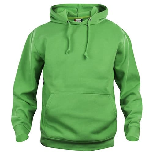 Clique Basic Hoody trui - groen