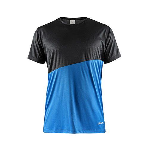 Craft_Sport_Shirt_Heren_Blauw_Zwart