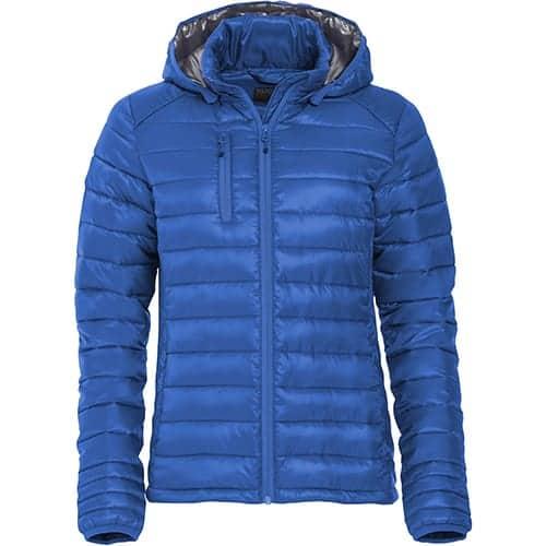 Clique Hudson Dames jas - blauw