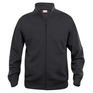Clique_Basic_Cardigan_Vest_Zwart