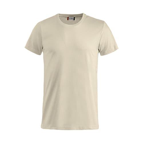 Clique Basic T-Shirt - licht khaki