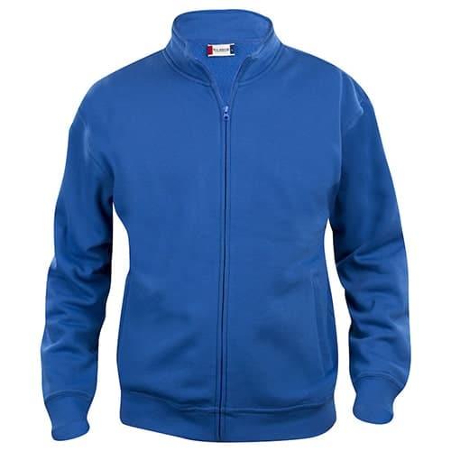 Clique Basic Cardigan vest - blauw