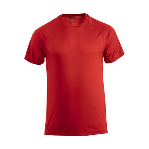 Clique Basic Active T-Shirt - rood