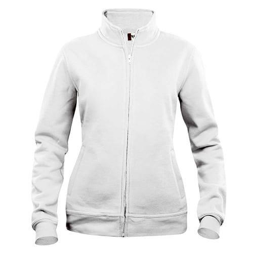 Clique Basic Cardigan Dames vest - wit