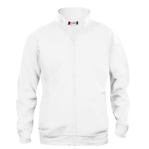 Clique Basic Cardigan vest - wit