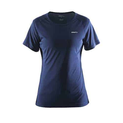 Craft Prime Dames T-shirt - donkerblauw