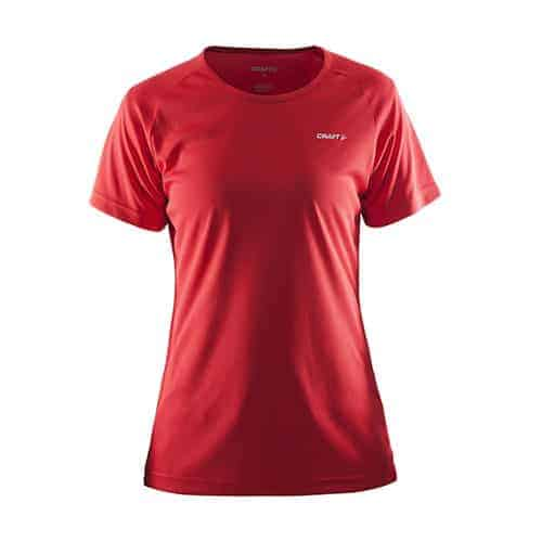 Craft Prime Dames T-shirt - rood