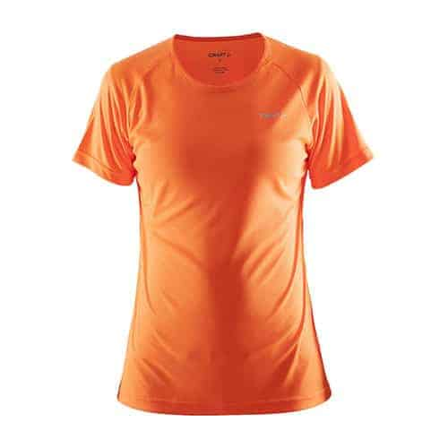 Craft Prime Dames T-shirt - oranje