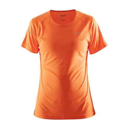 Craft_Sport_Shirt_Oranje_Dames