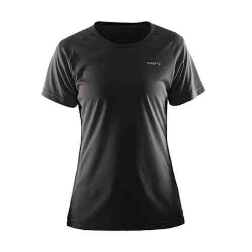 Craft_Sport_Shirt_Dames_Zwart