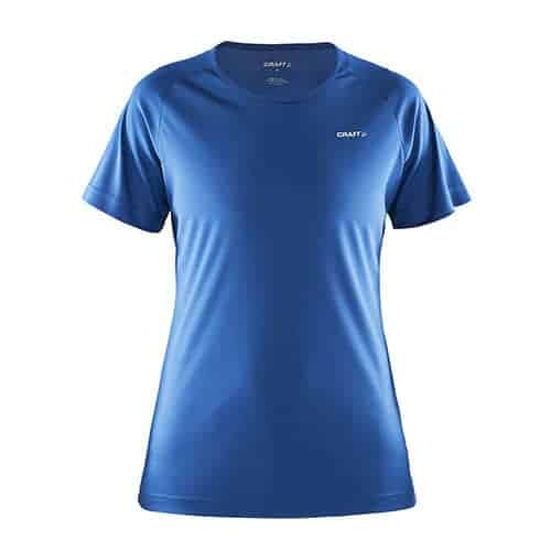 Craft Prime Dames T-shirt - blauw