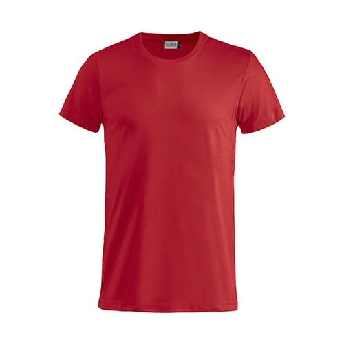 Clique Basic T-Shirt - rood