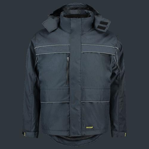 Tricorp Cordura Parka jas - donkerblauw
