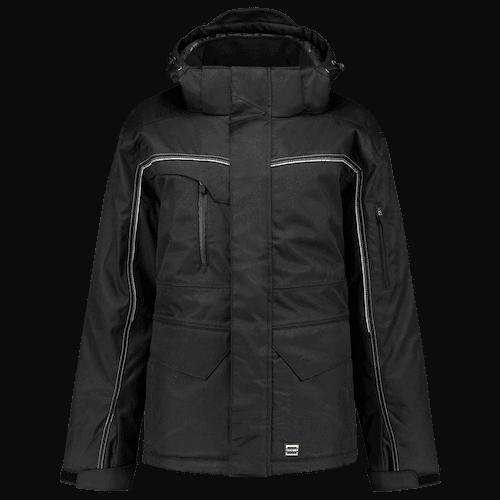 Tricorp Midi Parka jas - zwart