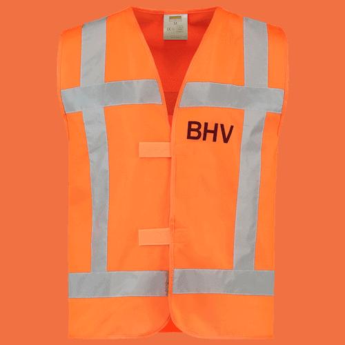 Tricorp RWS BHV veiligheidsvest - oranje
