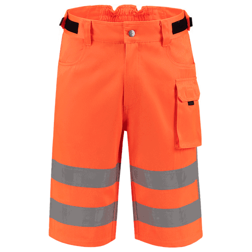 Tricorp RWS korte werkbroek - oranje