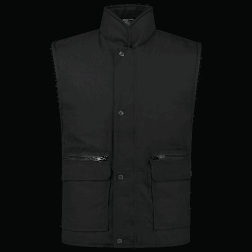Tricorp bodywarmer - zwart