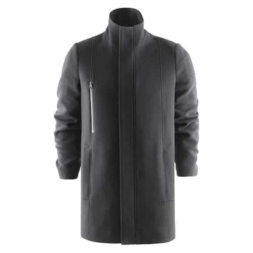 J. Harvest & Frost Hybrid Wool Coat jas