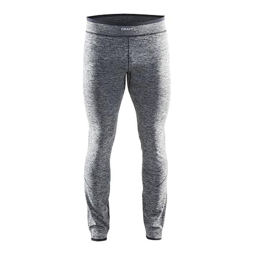 Craft Active Comfort thermobroek - grijs/zwart