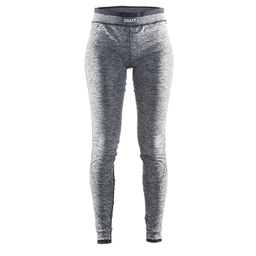 Craft Active Comfort Dames thermobroek - grijs/zwart