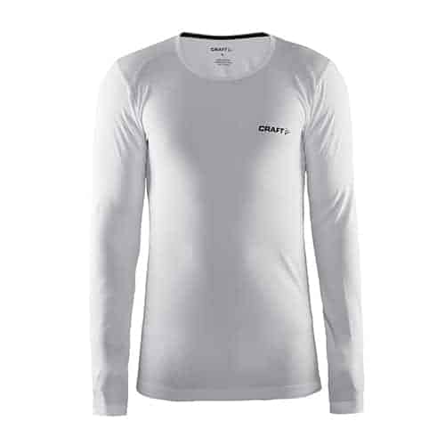 Craft Active Comfort RN LS thermoshirt - wit