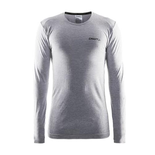 Craft Active Comfort RN LS thermoshirt - grijs