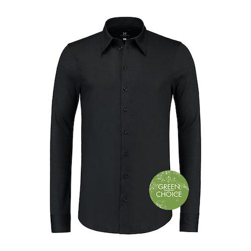 Le_Nouveau_Chef_Jesse_Overhemd_Zwart