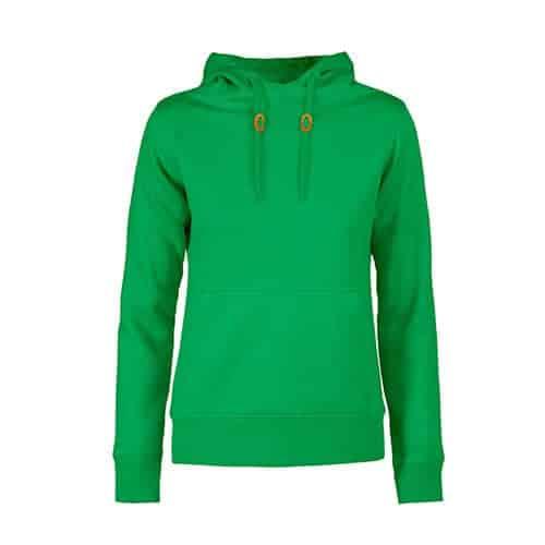 Printer Fastpitch dames trui - groen