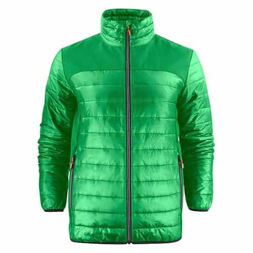 Printer Expedition gewatteerde jas - groen