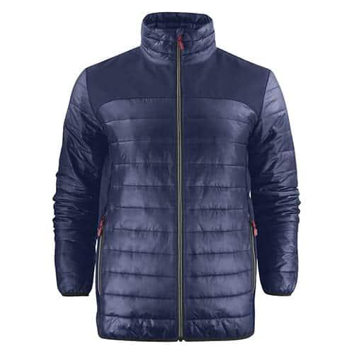 Printer Expedition gewatteerde jas - donkerblauw