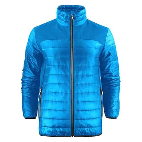 Printer Expedition gewatteerde jas - blauw