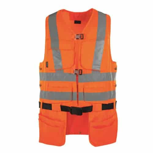 Mascot Yorkton gereedschapsvest - oranje
