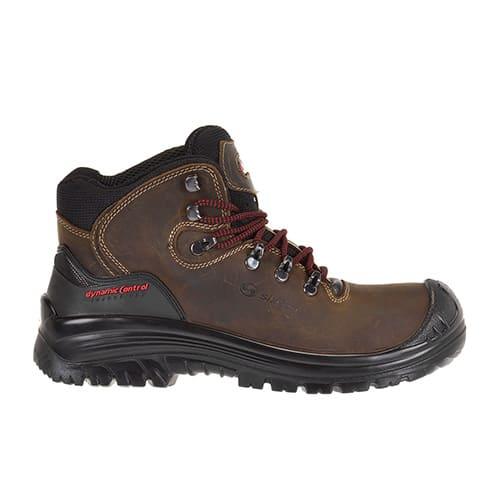 Sixton Peak Corvara S3 veiligheidsschoenen - bruin