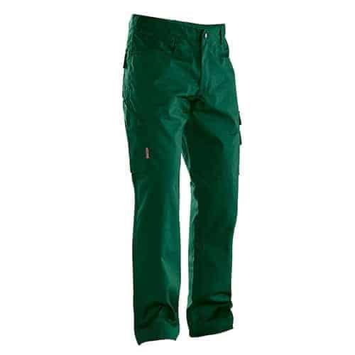 Jobman 65231320 werkbroek - groen