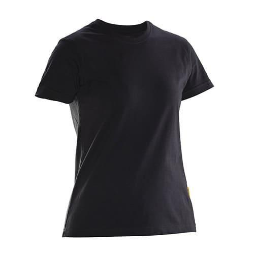 Jobman 65526510 dames T-shirt - zwart