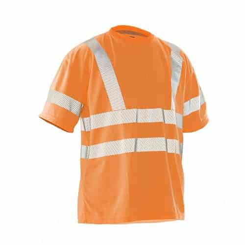 Jobman 65558465 KL3 T-shirt - oranje